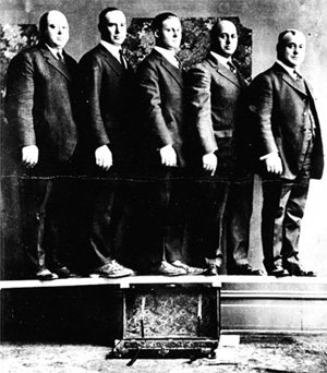 Shwayder Brothers - Oprichters van Samsonite