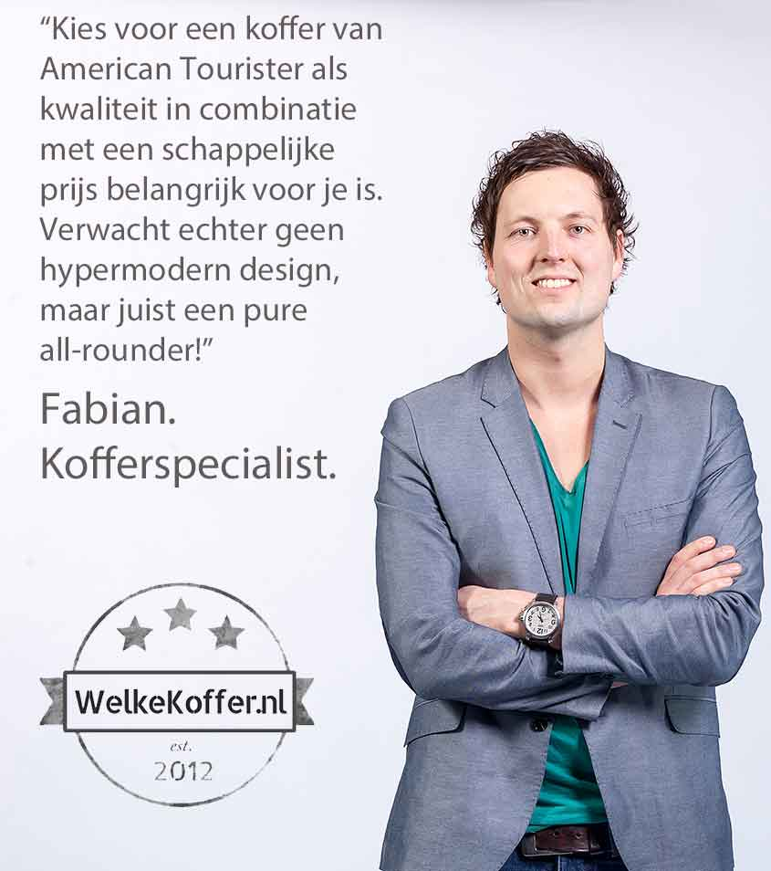 Kofferspecialist American Tourister