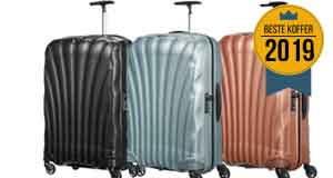 Beste Koffer 2019