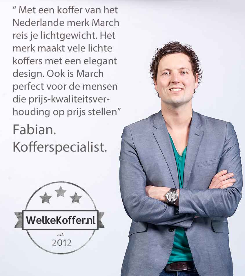 Kofferspecialist March