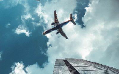 Wifi in het vliegtuig Uitgelicht