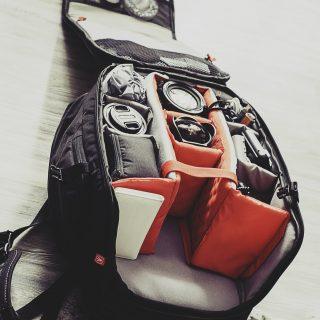 koffer of backpack