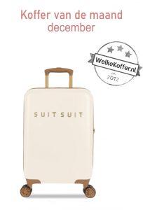 koffer van de maand