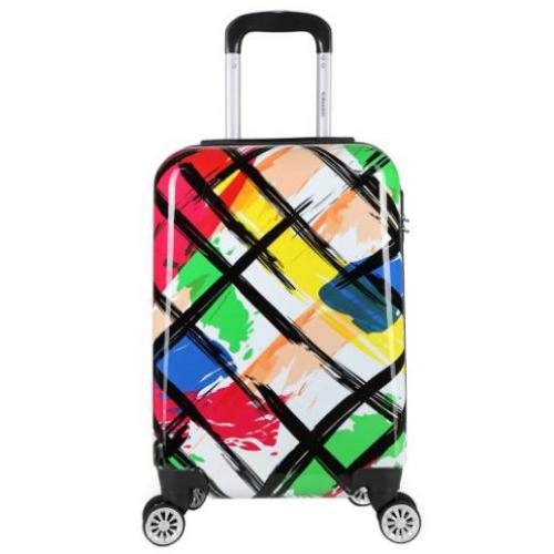 Koffer met printje